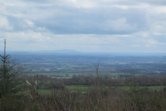 The view to the Wrekin April 2016