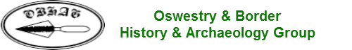 OBHAG – Oswestry & Border History & Archaeology Group